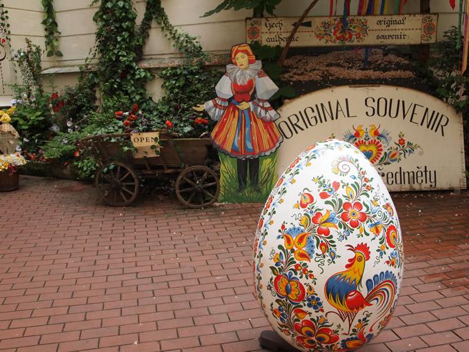 大きな卵は誰のもの?