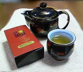 香港で買った烏龍茶用セットやっとデビュー